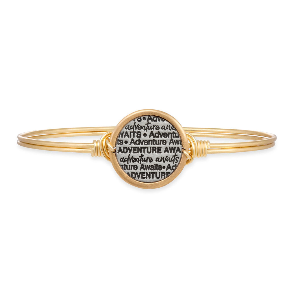 Luca + Danni Adventure Awaits Bangle Bracelet