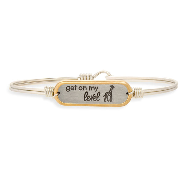Luca + Danni Giraffe Bangle Bracelet
