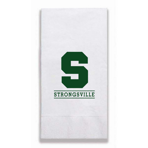 Strongsville Dinner Napkins / 25 pcs/pk