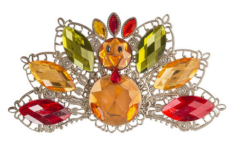 Jewel Table Top Turkey