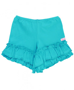 Key West Flowy Ruffle Shorts