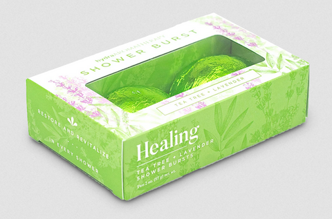 Healing Shower Burst Duo Pack