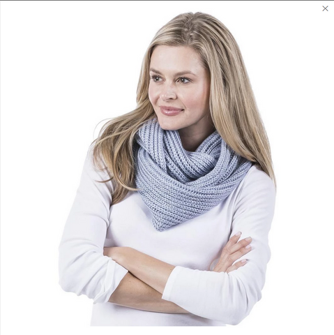 Katydid Infinity Scarf For Woman