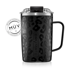 TODDY 16oz | Onyx Leopard