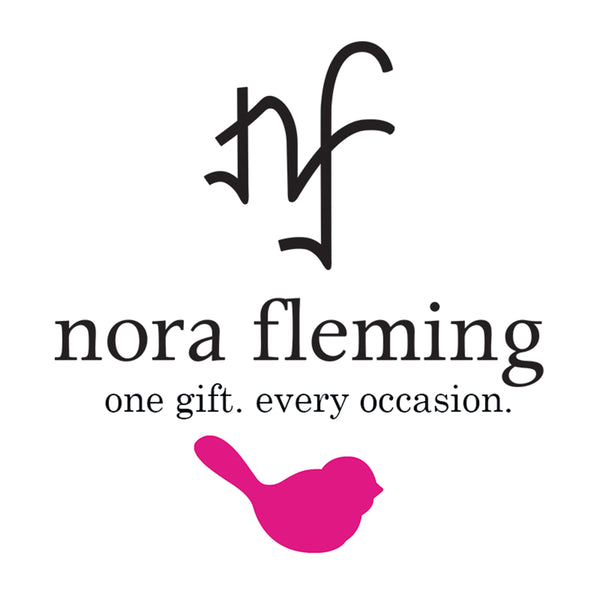 Nora Fleming Mini: Easter Basket