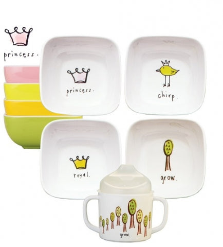 Prince/Princess Snack Set w/Gift Box