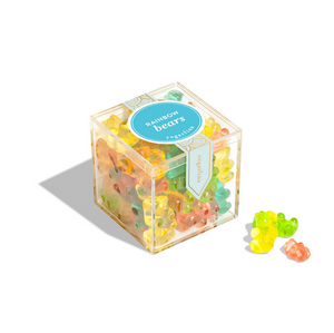 Rainbow Bears-Small Cube