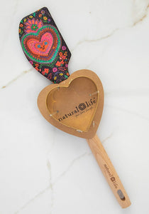 Spatula  Heart Cookie Cutter Set