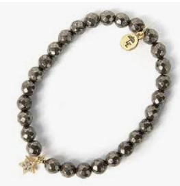 Star Token Stretch Bracelet
