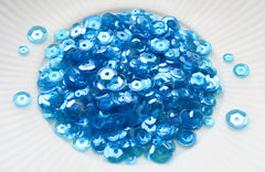 Cerulean Sequin Mix