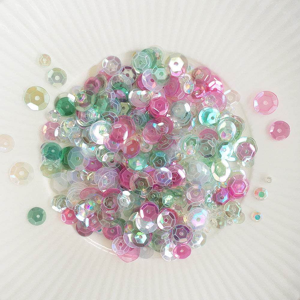Enchanting Sparkly Shaker Selection