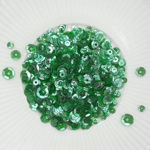 Jade Sequin Mix