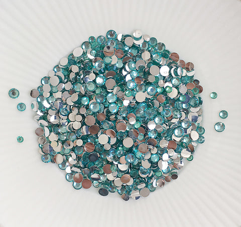 Jewels - Caribbean Blue Mix