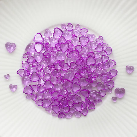 Droplets - Orchid Hearts