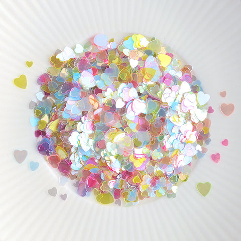 Sprinkles - Scattered Hearts Multicolour