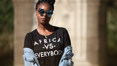Africa Graphic Tee