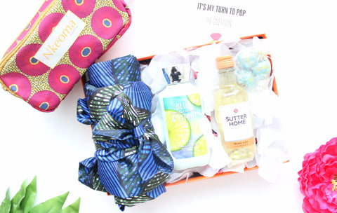 Bridesmaids Proposal/Gift Packages - Nkeoma