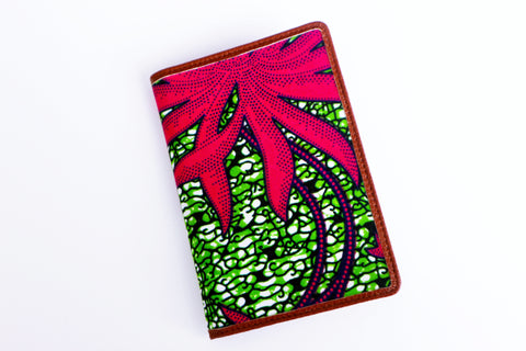 African Print Passport Holder (Coming Soon!) - Nkeoma