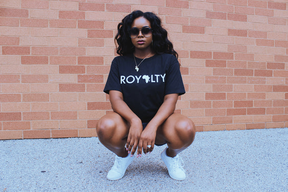 African Royalty Tees - Nkeoma