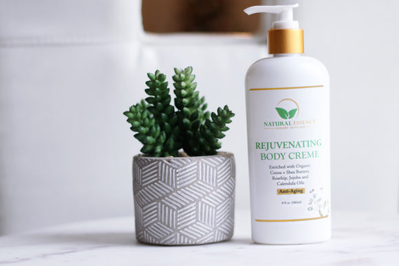 Natural Essence Skincare REJUVENATING BODY CREME (BOGO SALE! ENTER BOGO @ Checkout!) - Nkeoma