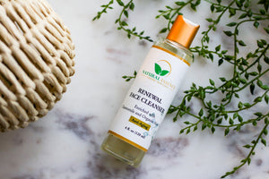 Natural Essence Skincare RENEWAL FACE CLEANSER - Nkeoma