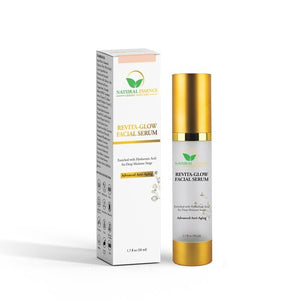 Natural Essence Skincare REVITA-GLOW FACIAL SERUM