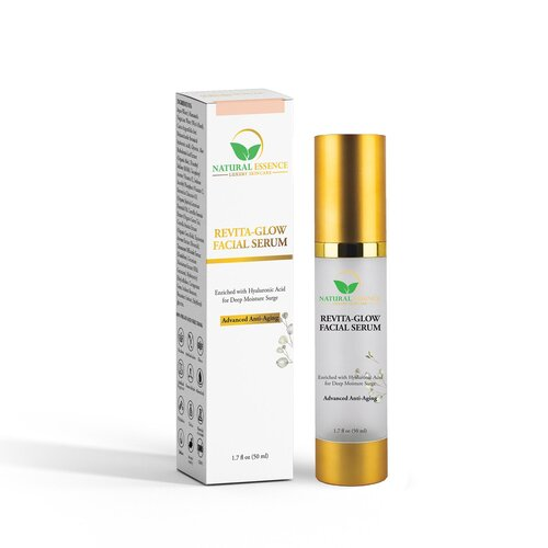 Natural Essence Skincare REVITA-GLOW FACIAL SERUM - Nkeoma By Ivy & Livy
