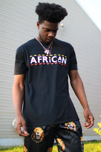 AFRICAN T-shirt - Nkeoma