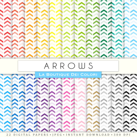 Arrow Digital Paper - La Boutique Dei Colori