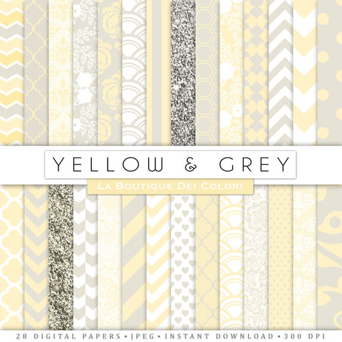 Nursery Digital Paper - La Boutique Dei Colori