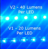 Under Glow Lights 160 LM - V2 - Rock Lights - 4x4 Lights