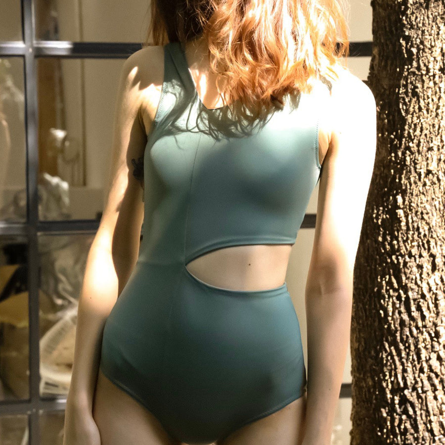 Jaw suit - GREEN