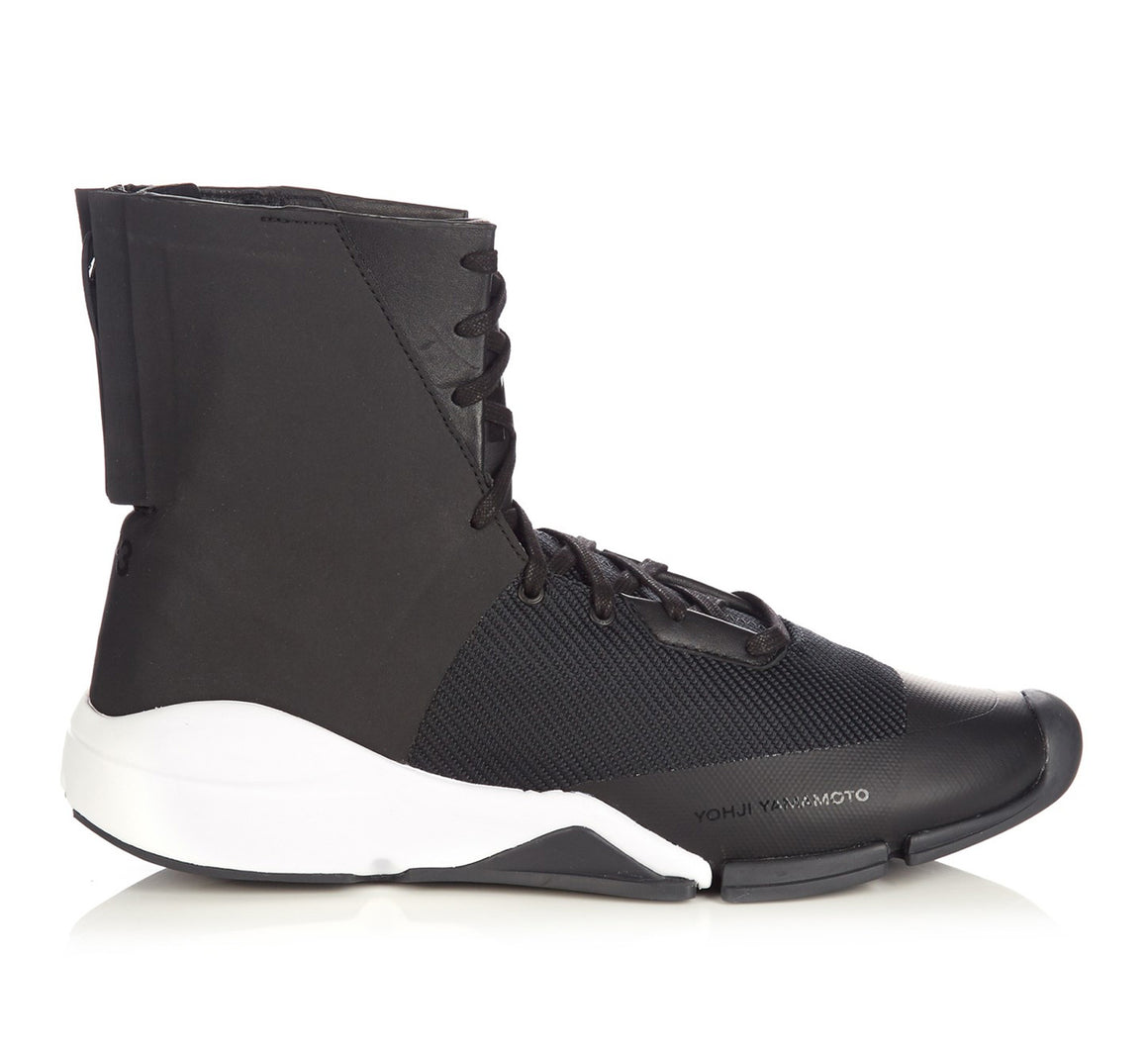 Y-3 Future High Black