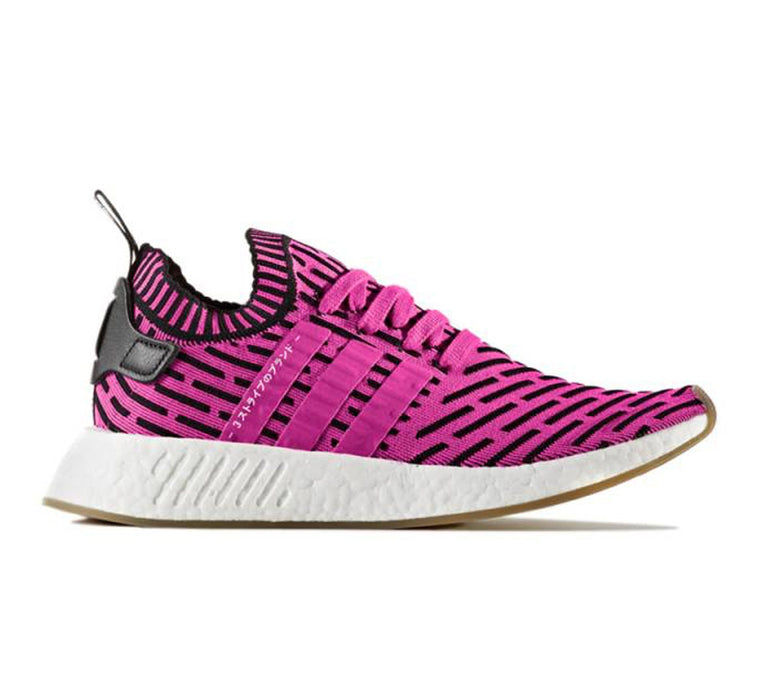 Adidas NMD R2 Primeknit 'Japan Shock Pink' (BY9697)