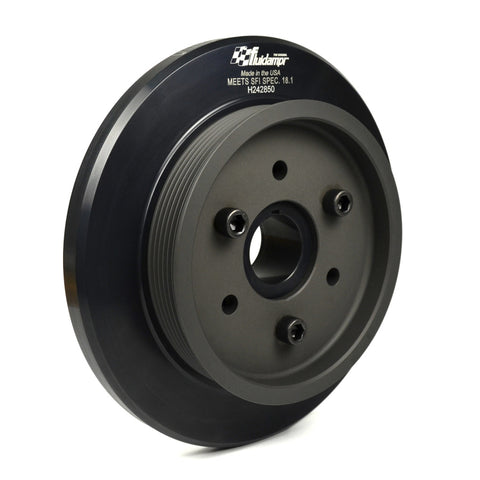Fluidampr Toyota 2JZ I-6 Steel Internally Balanced Damper freeshipping - Speedzone Performance LLC