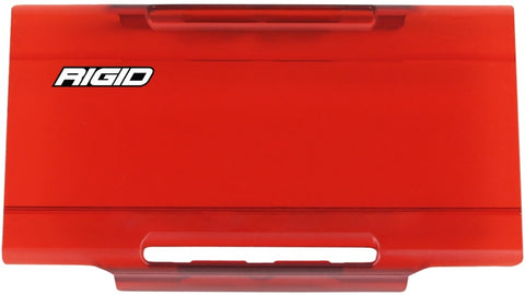 13.99 Speedzone Performance LLC Rigid Industries 6in E-Series Light Cover - Red