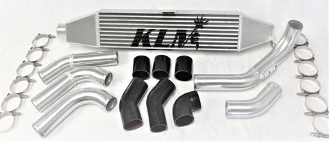 2016+1.5T Honda Civic Front Mount Intercooler & Charge Piping Kit