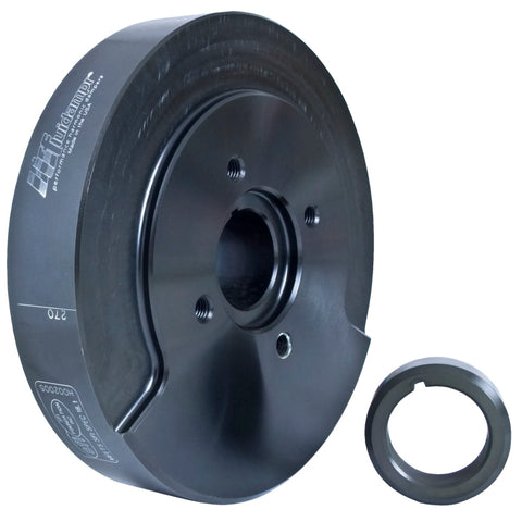 Fluidampr 6.2L / 6.5L GM Diesel 1982-1993 (Mechanical) Steel Externally Balanced Damper freeshipping - Speedzone Performance LLC