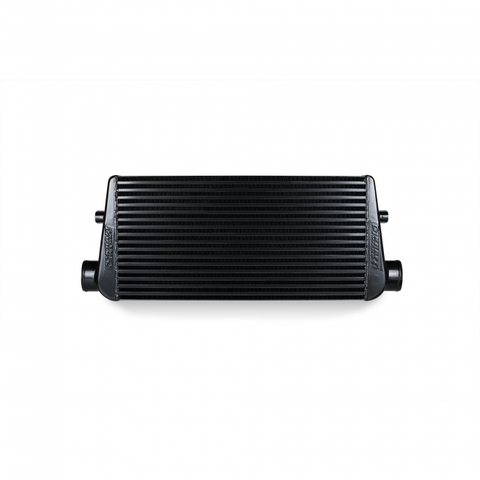 "Universal Intercooler 31x12x4 - 3"" In/Out - Black"