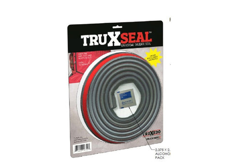 Truxedo TruXseal Universal Tailgate Seal - Single Application freeshipping - Speedzone Performance LLC