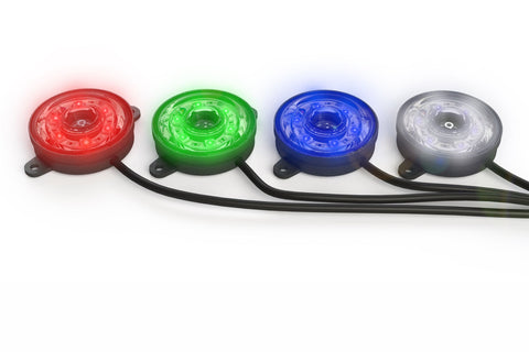 Universal Products PROFILE PIXEL RGB Rock Light (1PC.)
