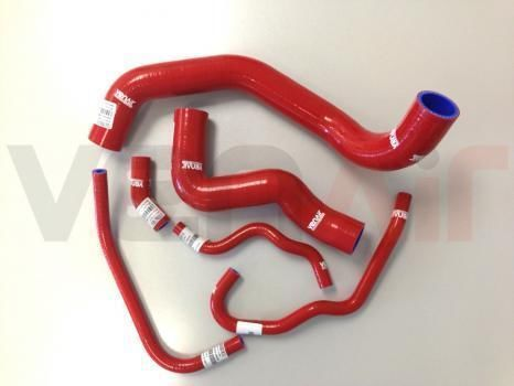 FINAL SALE PERFORMANCE PARTS Silicone hose kit - Mitsubishi Eclipse 2 0L  16V 95-99 (2G) GS-T/GTX VenAir Sport Silicone Hose Kit