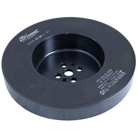 Fluidampr Dodge Cummins 5.9L 1998-2002 24V Steel Internally Balanced Damper freeshipping - Speedzone Performance LLC