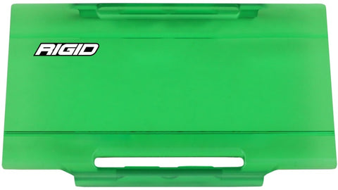 13.99 Speedzone Performance LLC Rigid Industries 6in E-Series Light Cover - Green