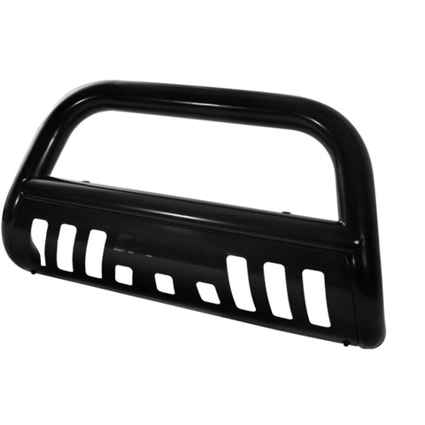 Xtune Chevy Silverado 1500 2014+ 3 Inch Bull Bar Powder Coated Black BBR-CS-A02G0116-BK freeshipping - Speedzone Performance LLC