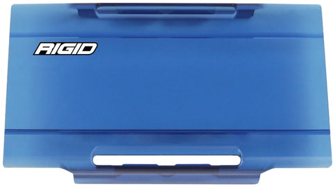 13.99 Speedzone Performance LLC Rigid Industries 6in E-Series Light Cover - Blue