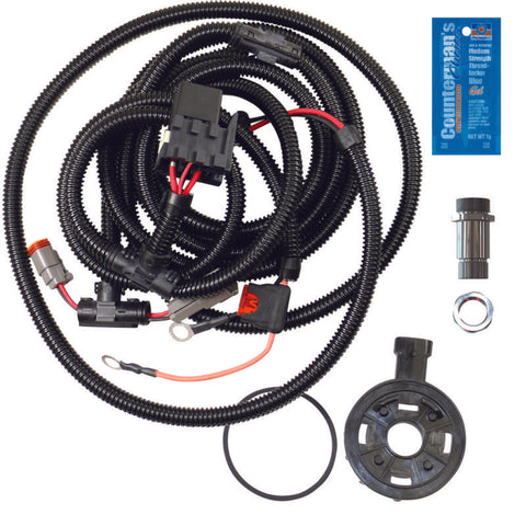BD Diesel Flow-MaX Fuel Heater Kit 12V 320W AirDog WSP freeshipping - Speedzone Performance LLC