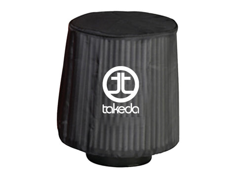 aFe Takeda Pre-Filters P/F 7Bx4-3/4Tx5H (Black) freeshipping - Speedzone Performance LLC