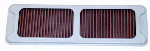K&N Replacement Air Filter LOTUS O.E SIZE 373X121 REPLACES LOTUS APP.WHICH READ 33-201,NPDS