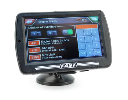 FAST Touchscreen Handheld For EZ